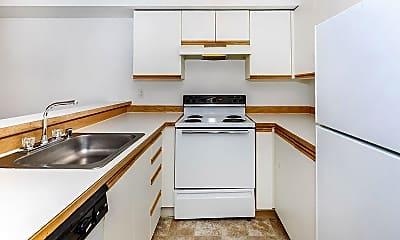 Kitchen, City Views, 0