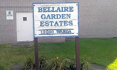 Bellaire Garden-B, 1