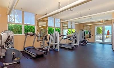 Fitness Weight Room, 3180 SW 22nd Terrace, 2