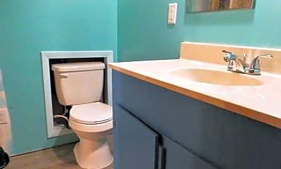Bathroom, 3416 Wallace St, 2