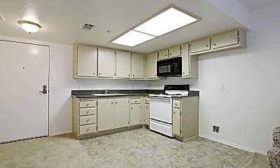 Kitchen, Cypress Park Senior, 1