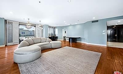 Living Room, 10560 Wilshire Blvd 302, 1