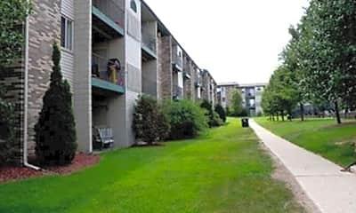 Park Place Apartments, 1