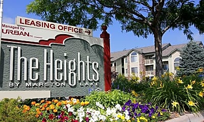 Community Signage, The Heights By Marston Lake, 0