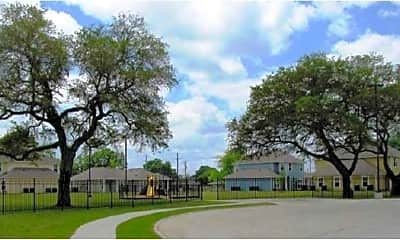 Rufus Mayfield Bayou Bluff Kingsley Court Homes, 1