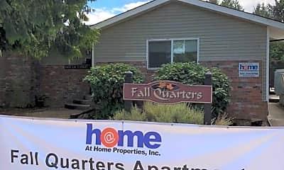 Community Signage, 1300 SW E Ave, 1
