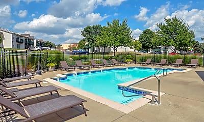 Pool, The Park at Olathe Station, 1