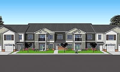 Building, Walnut Grove Apartment Homes, 2