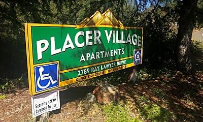 Placer Village Apartments, 1