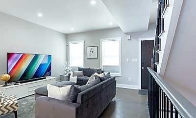 Living Room, 20 Eagles St, 1
