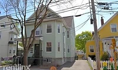 Building, 28 Franklin St, 1