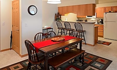 Dining Room, Chanhassen Gateway Place, 1