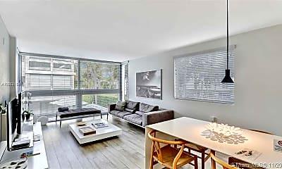 Living Room, 285 Sunrise Dr 301, 1