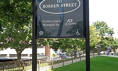 Borden Place, 1