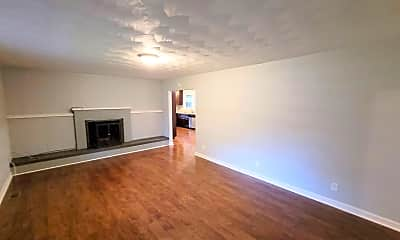Living Room, 2325 Ferndale Road, 1