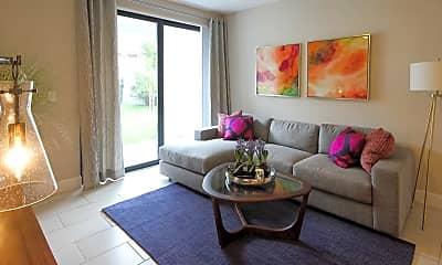 Living Room, Atlantico at Miramar, 1