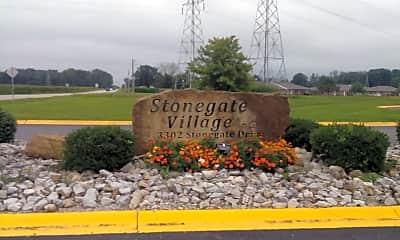Stonegate Village, 1