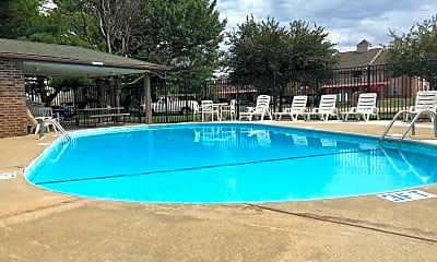 Pool, Gazebo Townhouses & Apartments, 0