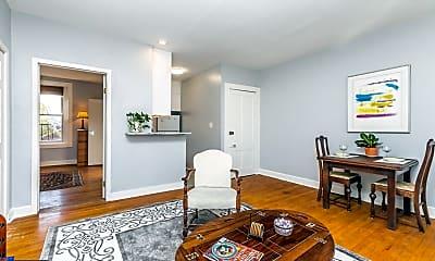Living Room, 1210 Bolton St 3F, 0