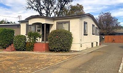 Building, 22244-22248 Peralta Street, 1