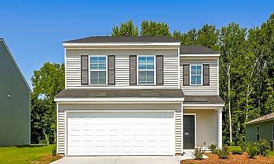 Building, 453 Pollyanna Drive, 0