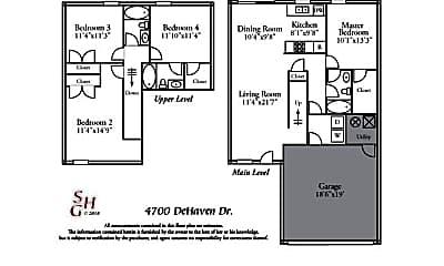 Building, 4616 Dehaven Dr, 2