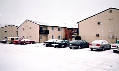 Park Terrace Apartments I & II, 0