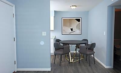Dining Room, 928 Carter, 1