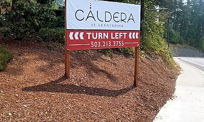 Caldera at Sunnybrook, 1