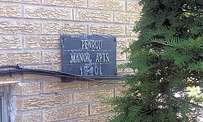 Penrod Apartments, 1