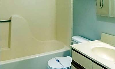 Bathroom, 1001 W Wayne, 1
