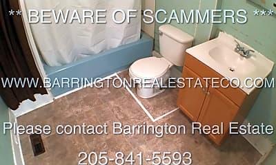 Bathroom, 400 14th St SW, 2