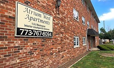 Atrium West Apartments, 1