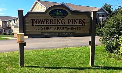 Towering Pines Luxury Apartments, 1