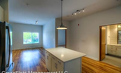 Kitchen, 401 S 41st Street, 1