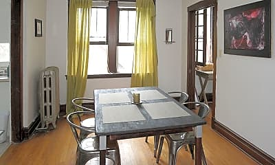 Dining Room, 106 E John St, 1