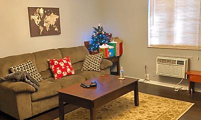 Living Room, 395 E 13th Ave, 1