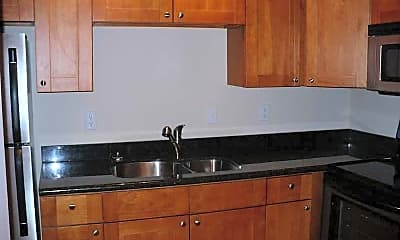 Kitchen, Pointe at Lake Steilacoom, 1