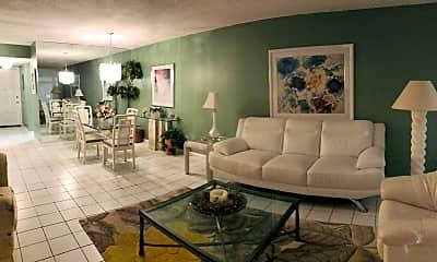 Living Room, 4387 Trevi Ct 107, 0