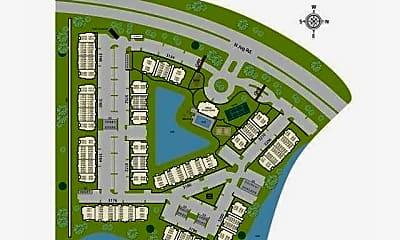 Community Signage, Vista Lago Apartments, 2