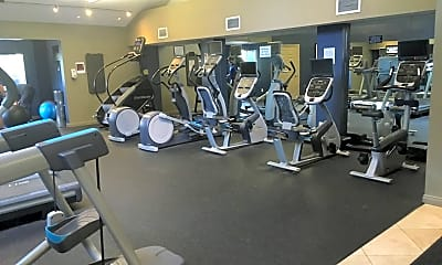 Fitness Weight Room, 5515 Canoga Ave, 2