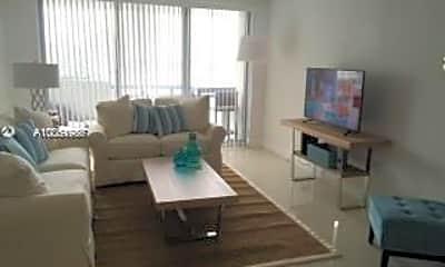 Living Room, 1500 Bay Rd 1232S, 0