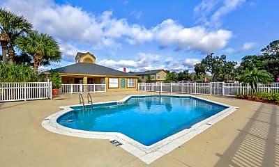 Pool, Aqua Links, 0
