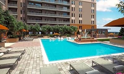 Pool, 2144 Peachtree Rd NW, 1