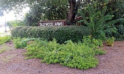 Tallywood Arms Apartments, 1