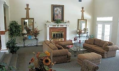 Living Room, 14000 Renaissance Ct, 1