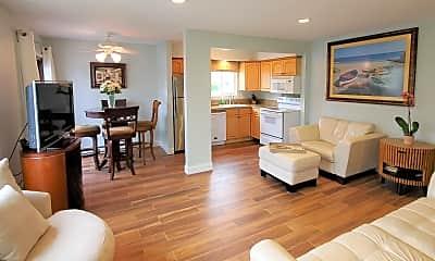 Living Room, 1382 Ocean Ave, 1
