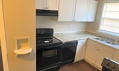 Kitchen, 539 W 23rd St 3, 1