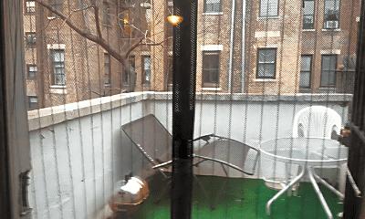 Patio / Deck, 59 W 89th St, 2