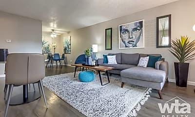 Living Room, 8800 N Ih 35, 1